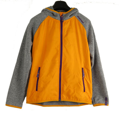 ZIENER Kinder Jacke Jamar orange 489