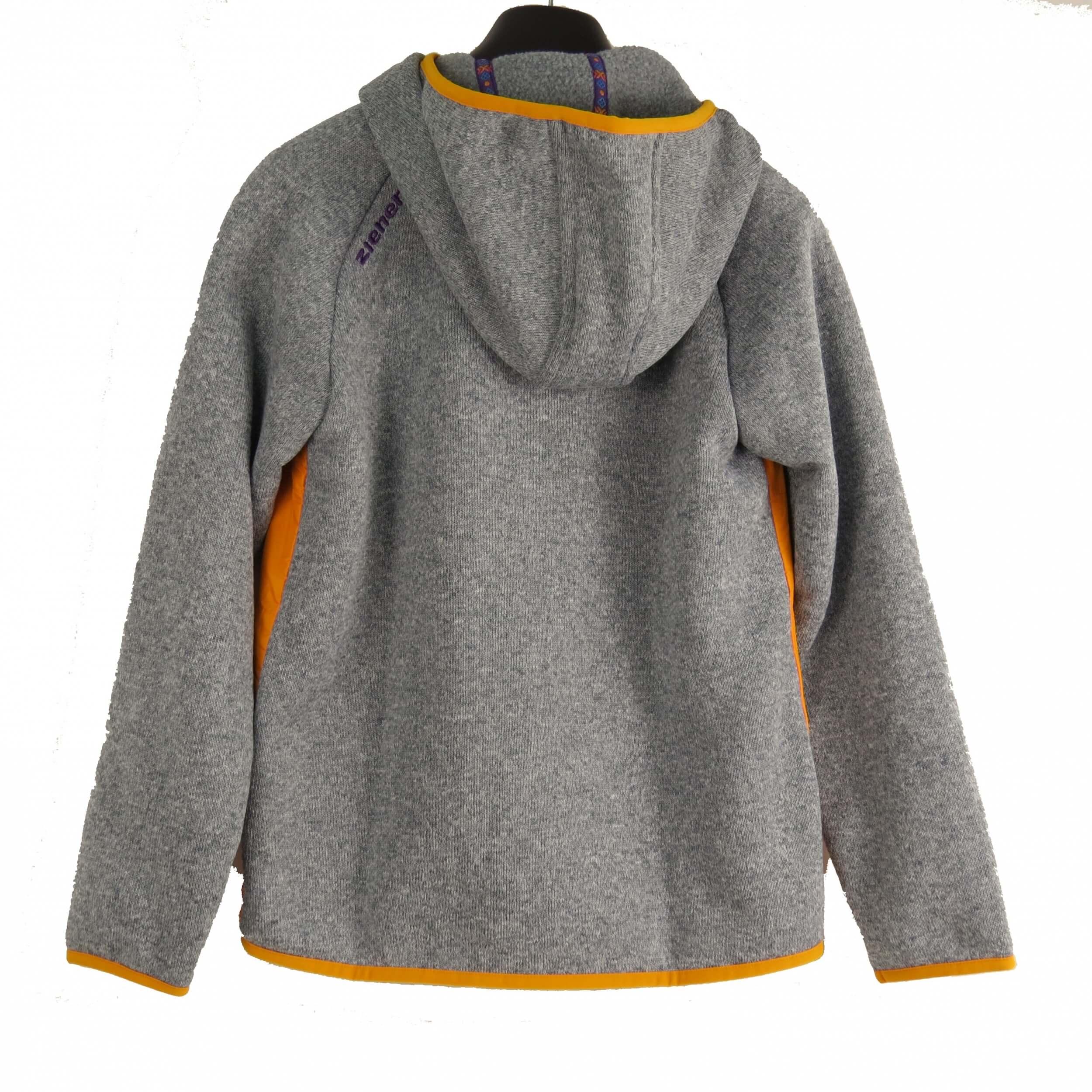 ZIENER Kinder Jacke Jamar orange 489