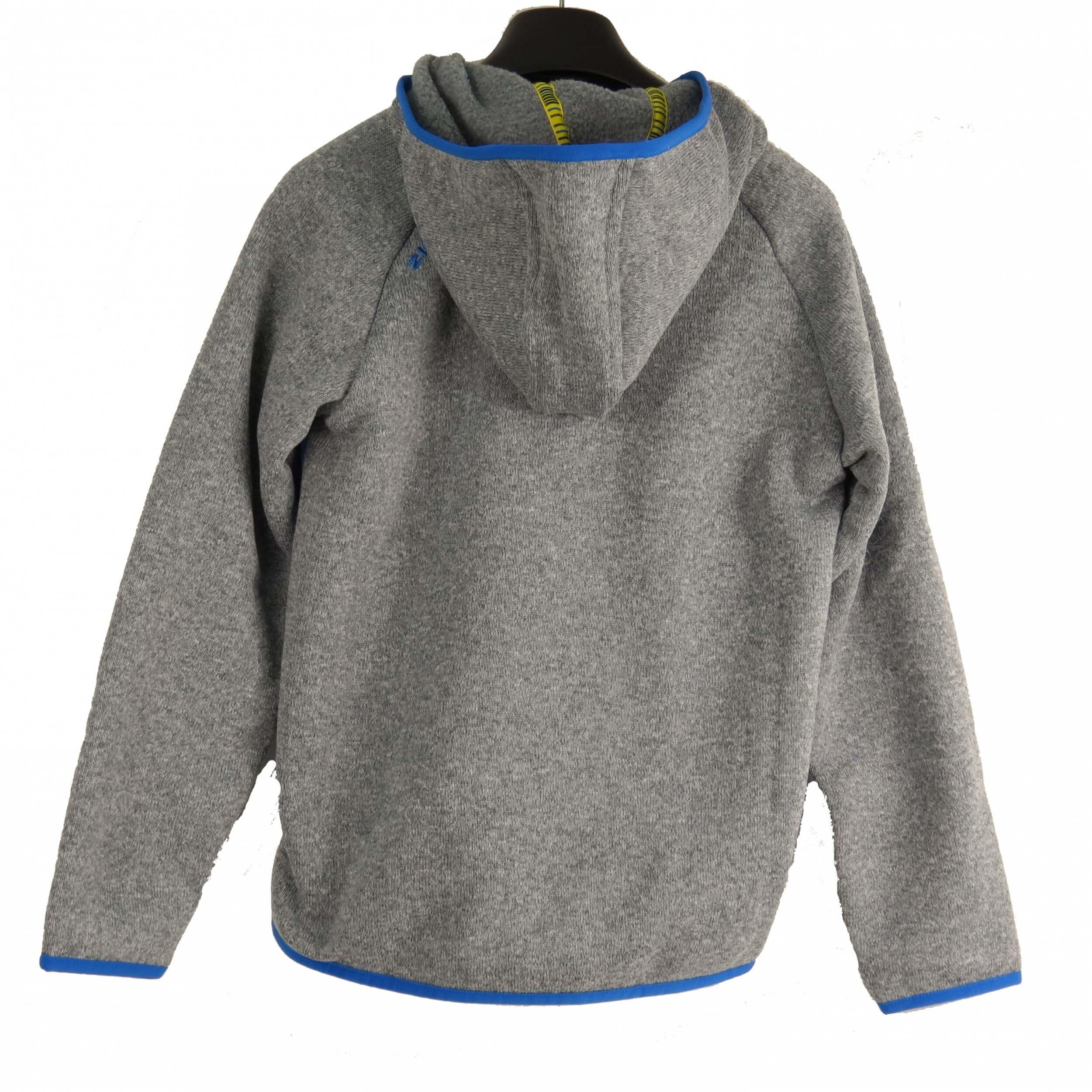 ZIENER Kinder Jacke Jamar blau 798