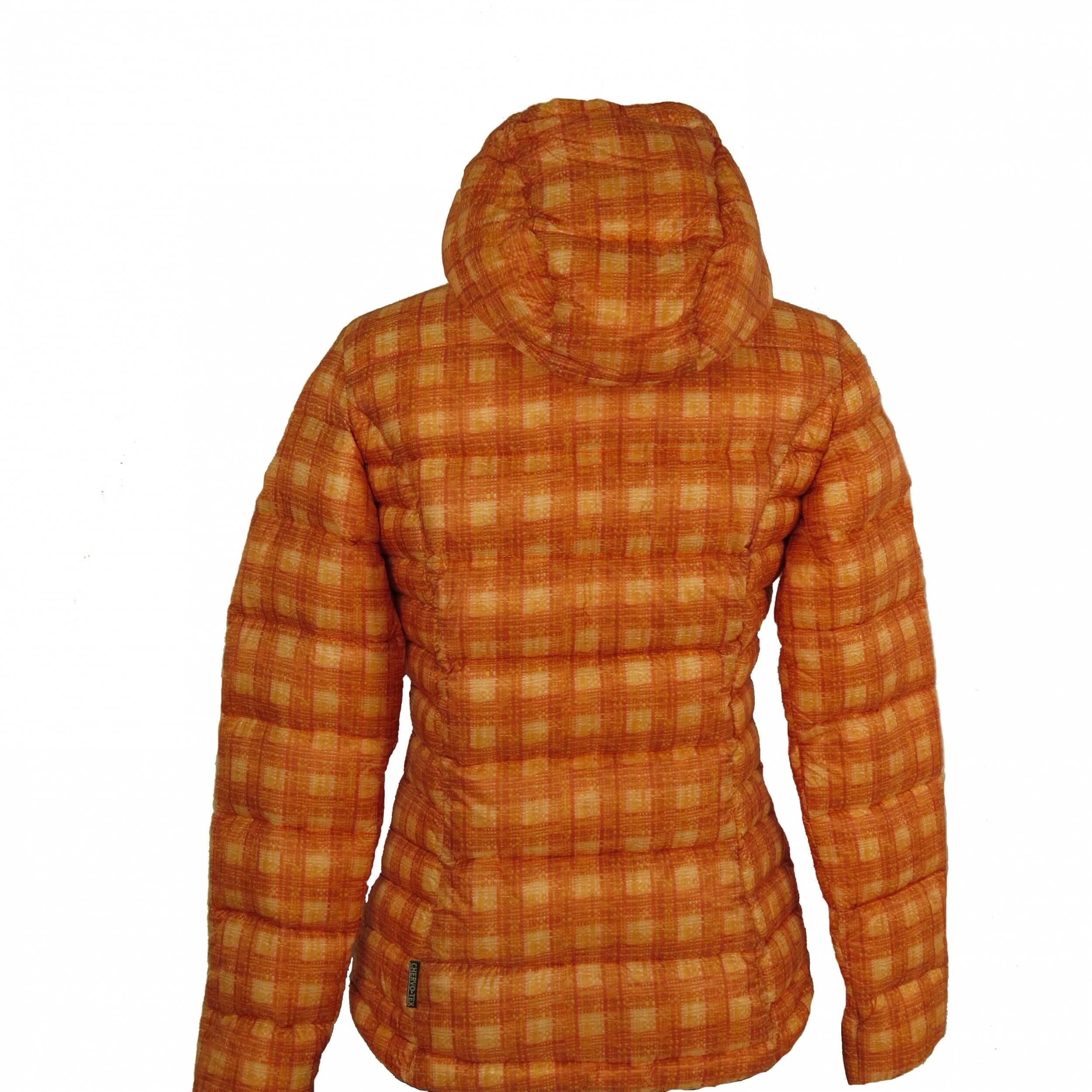 Chervo Damen Jacke Mortissia 80C orange