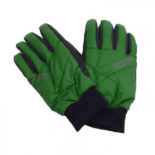 ZIENER Ski Handschuhe Xindu grün 764 klein