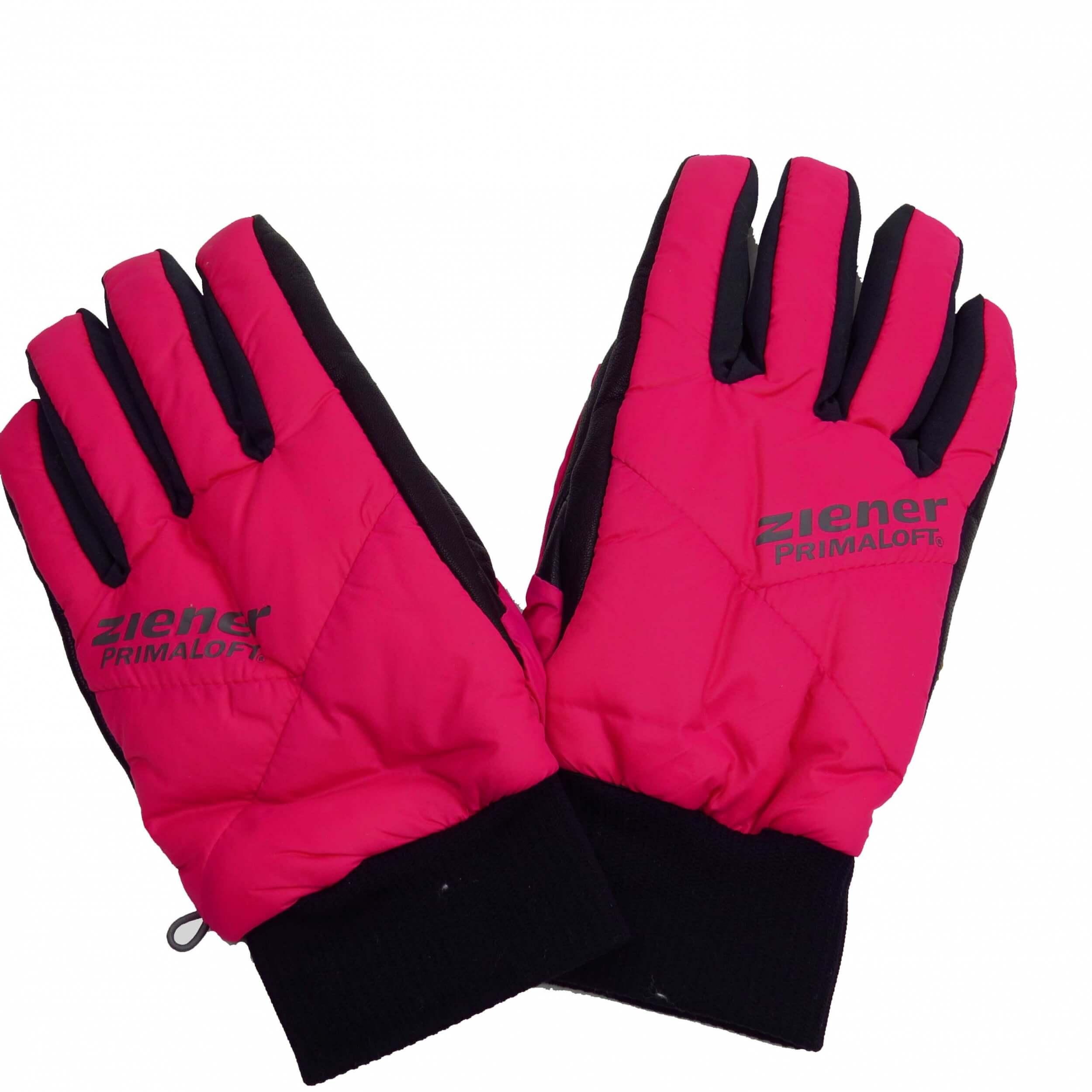 ZIENER Ski Handschuhe Xindu pink 768