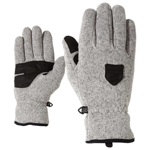 ZIENER Winter Handschuhe Imagiosso grau 752