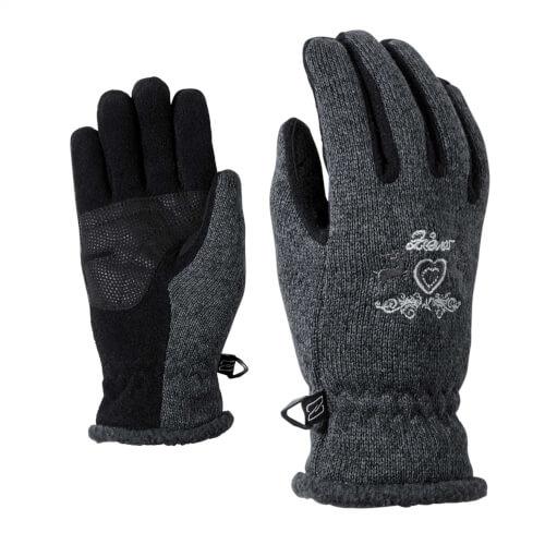 ZIENER Winter Handschuhe Ilmariana schwarz 726
