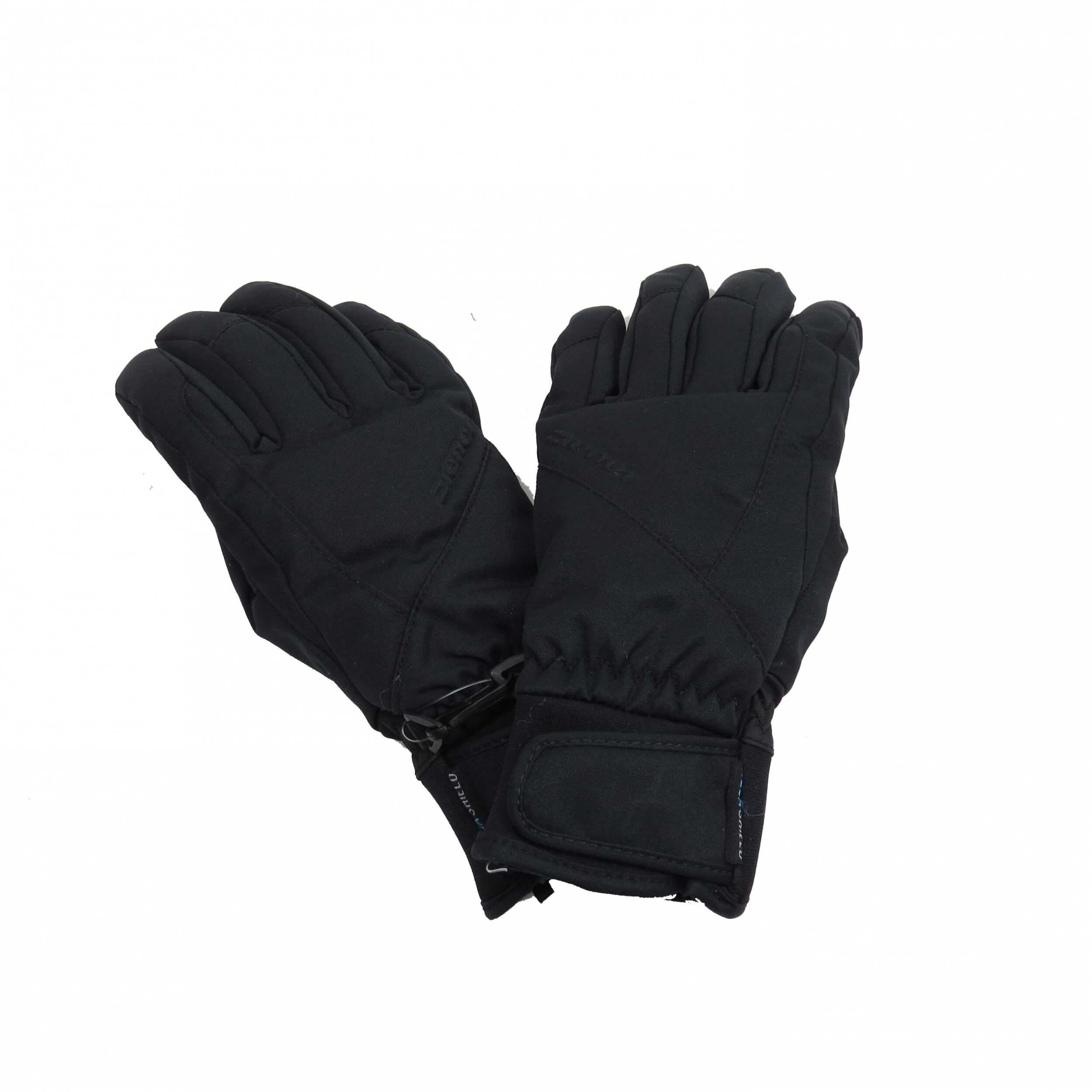 ZIENER Ski Handschuhe Kielo 12 schwarz
