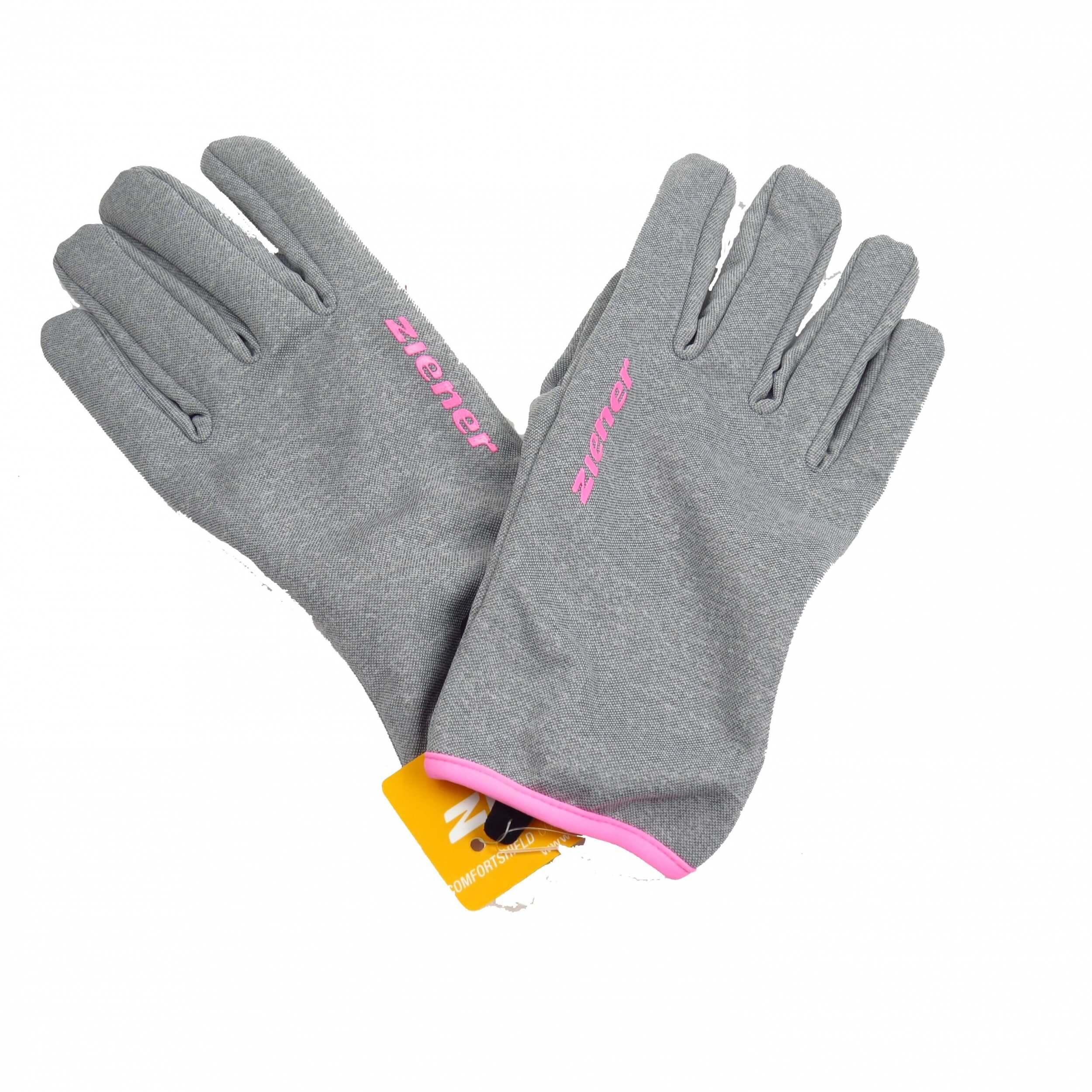 ZIENER Winter Handschuhe Innovation grau 758
