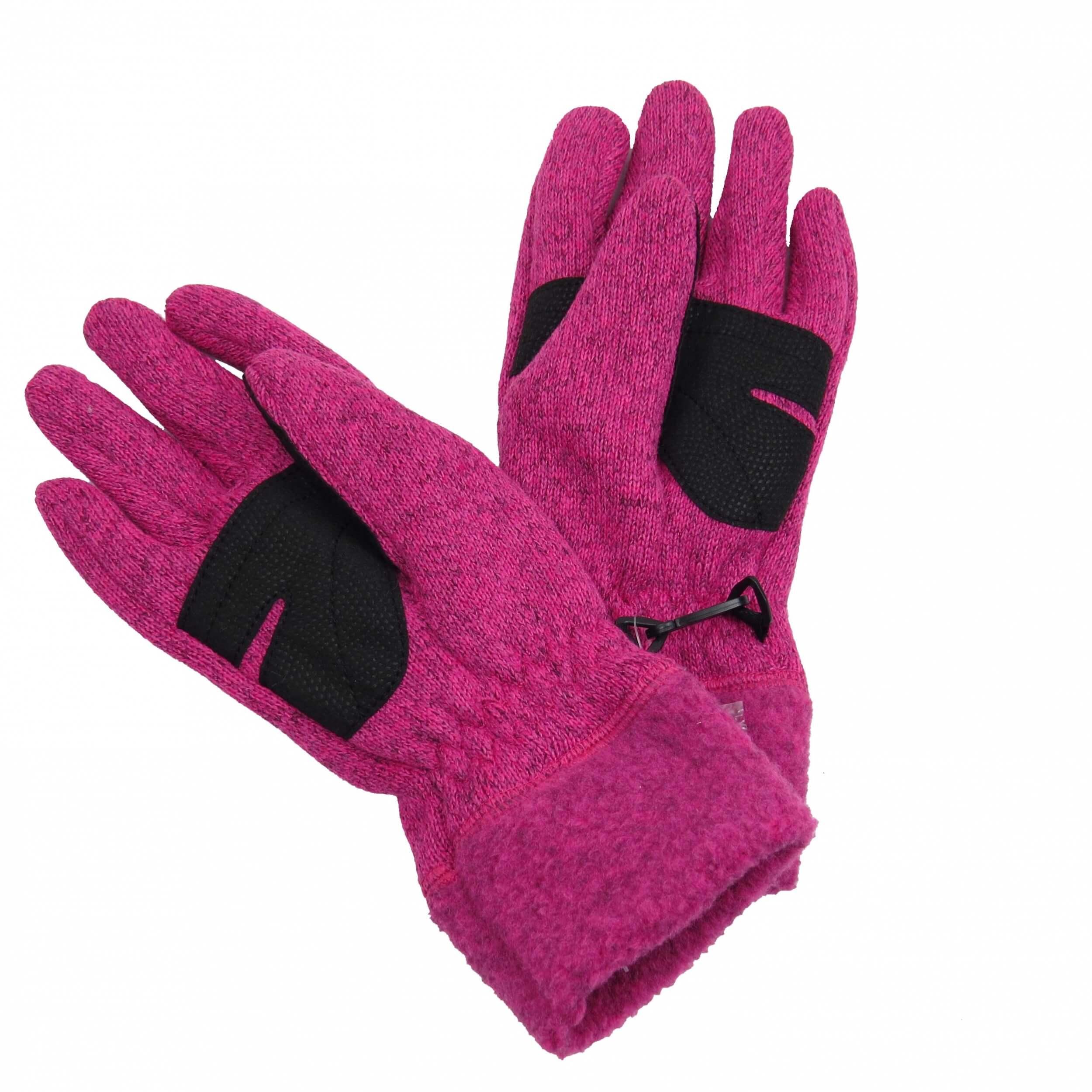 ZIENER Winter Handschuhe Ilmari pink 768