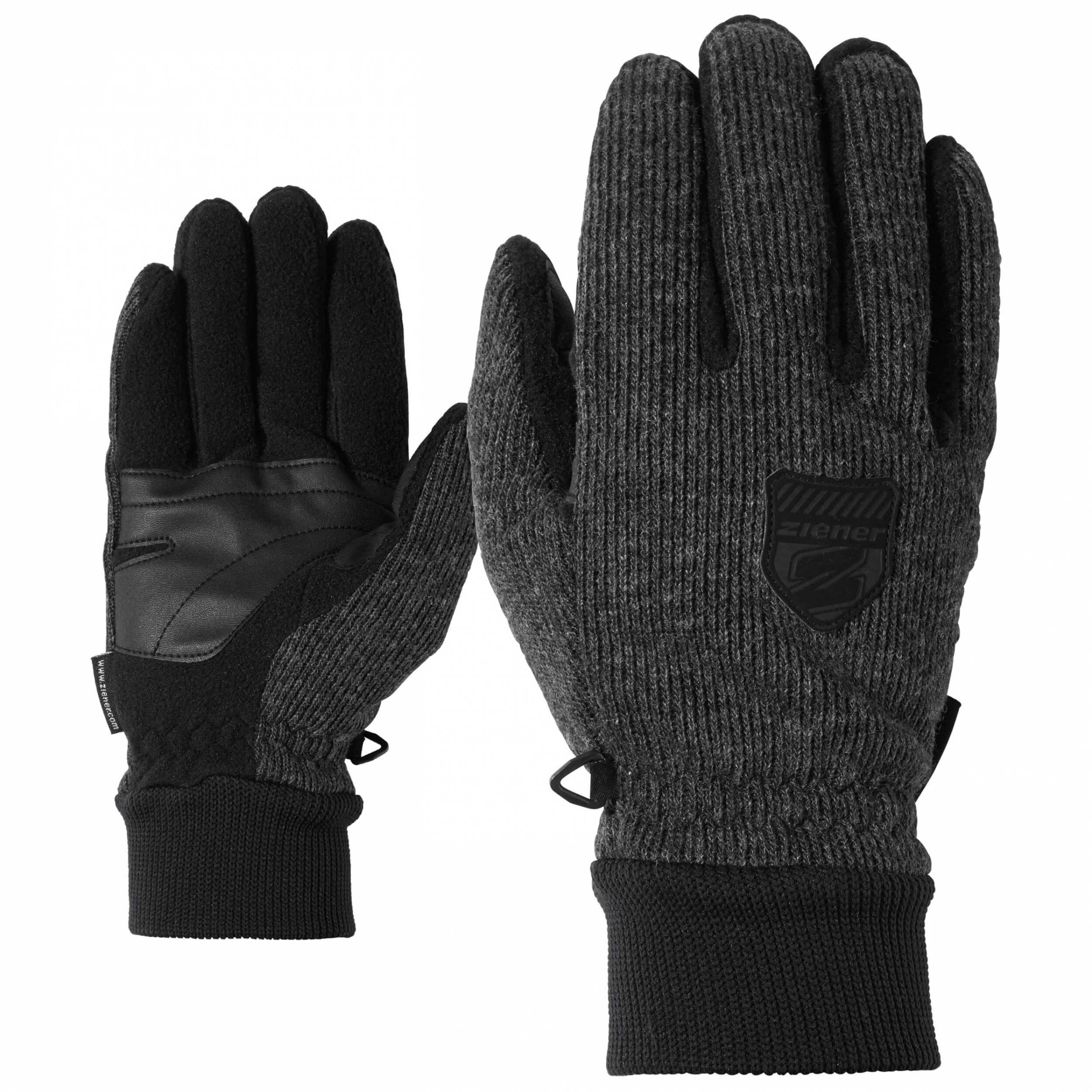 ZIENER Winter Handschuhe Impulsen schwarz 726
