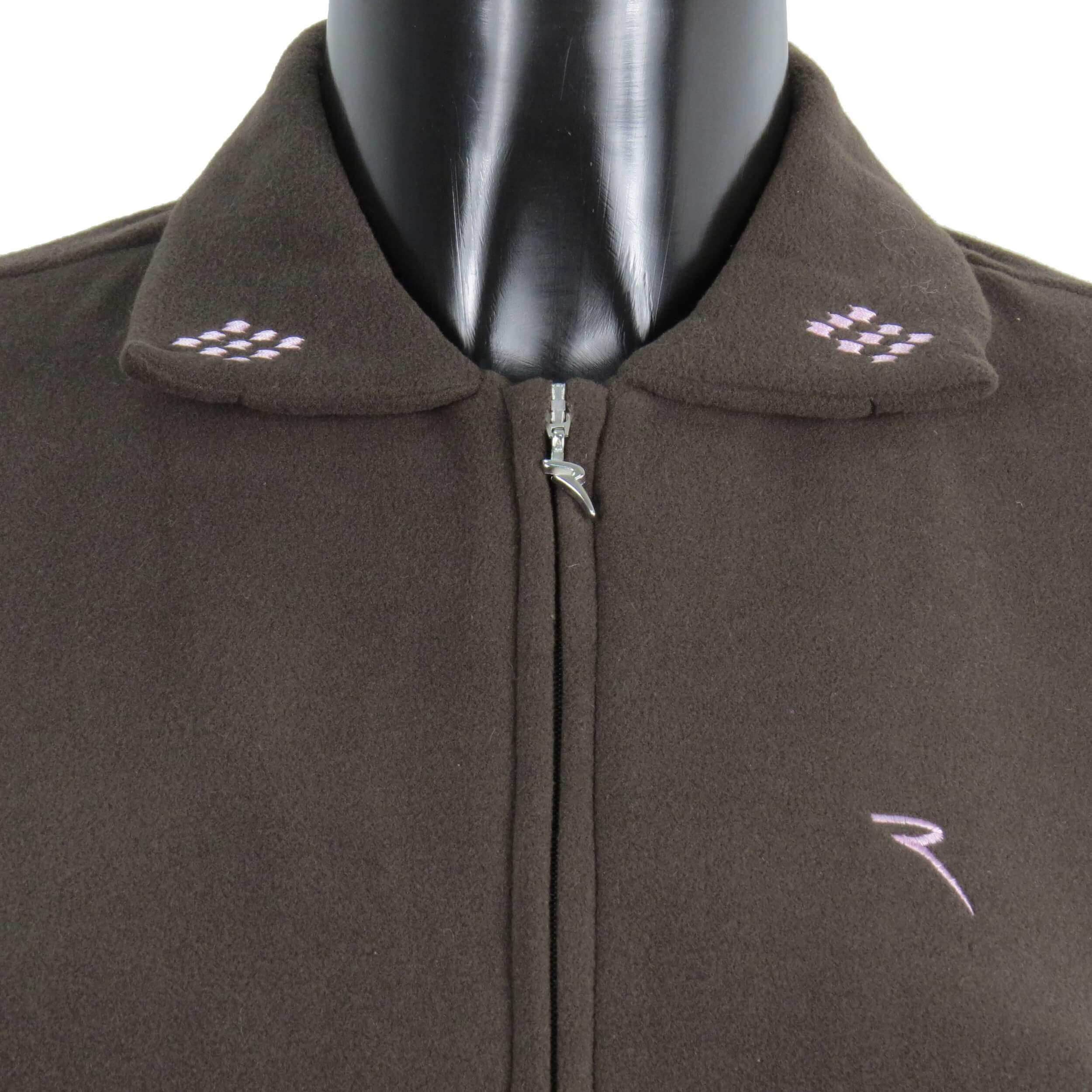 Chervo Polo Golfpolo lang Arm Afanesso 484 braun Gr. 36