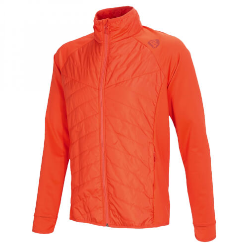 ZIENER Herren Fleecejacke Jable orange 398