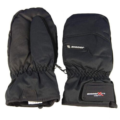 ZIENER Ski Handschuhe extra warm Gado 12 schwarz