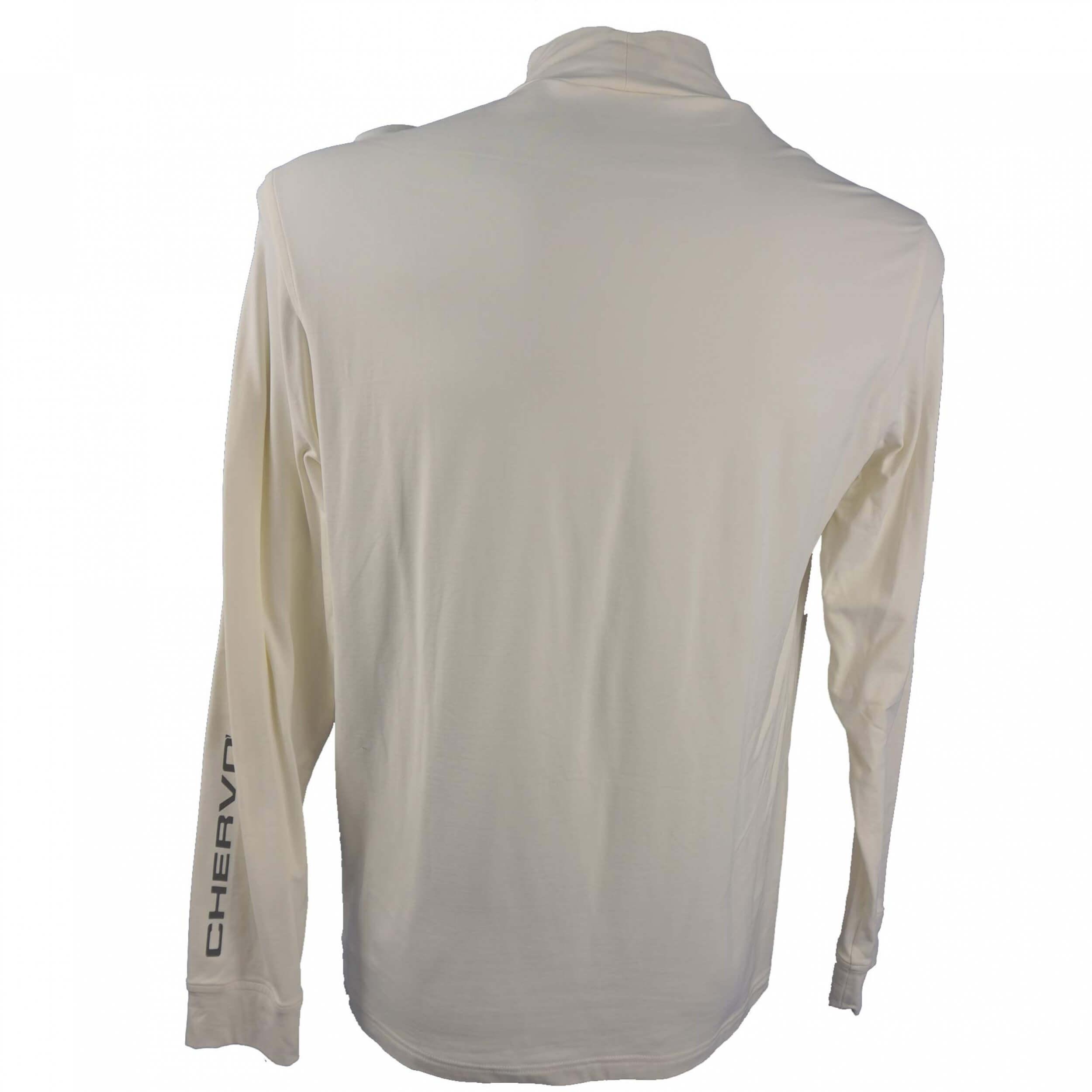 Chervo Herren Shirt Rolli Takione creme 2.Wahl