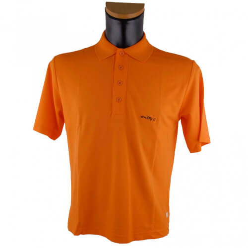 Chervo Herren Polo Abez DRY MATIC 306 orange neu