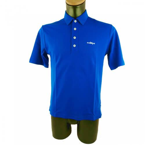 Chervo Herren Polo Aurus DRY MATIC 525 blau