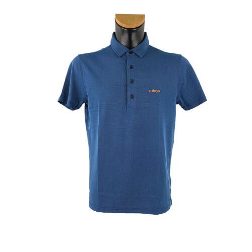 Chervo Herren Polo Adesivo DRY MATIC blau 72E