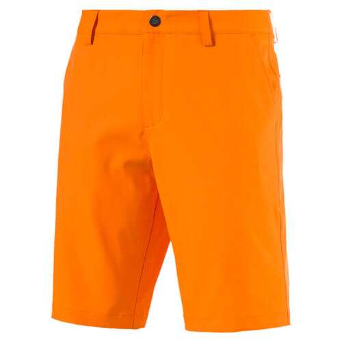 PUMA Herren Essential Pounce Short orange neu