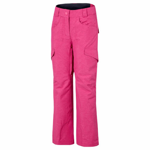 ZIENER Kinder Skihose Yana pink 851