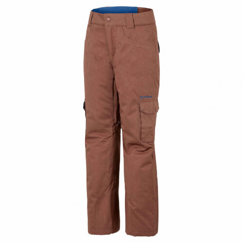 ZIENER Kinder Skihose Yule copper 852