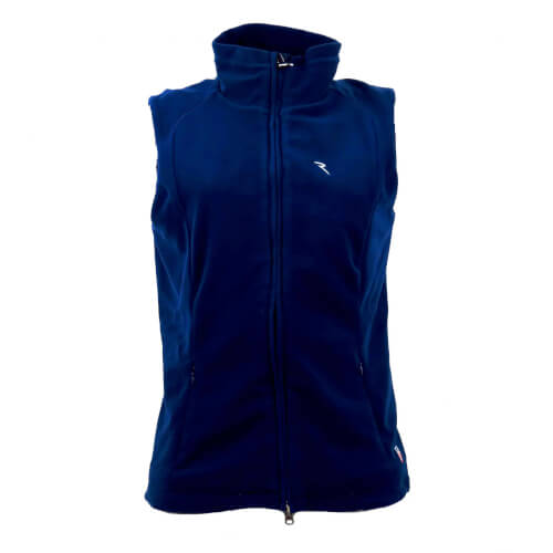 Chervo Damen Fleece Weste WIND LOCK Exact blau 559