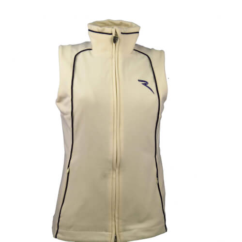 Chervo Damen Fleece Weste WIND LOCK Erminio creme 112