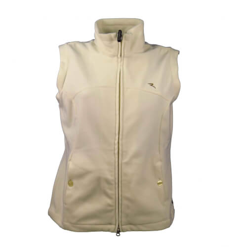 Chervo Damen Fleece Weste PRO THERM Eleninager creme 112