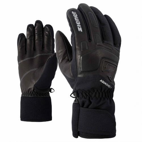 ZIENER Ski Handschuhe Glyxus grau 869