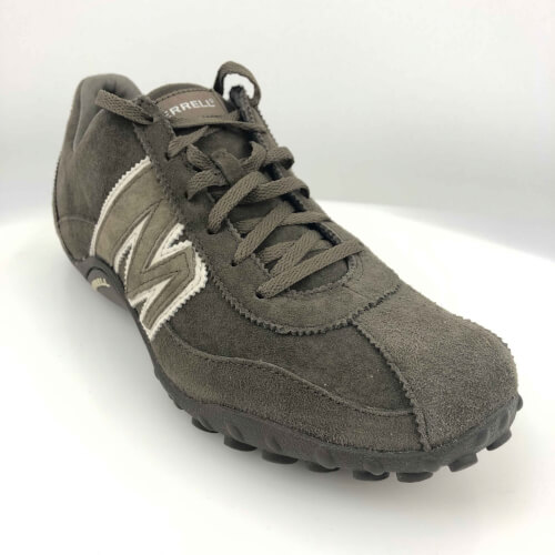 Merrell Sneaker Sprint Blast Leather Gunsmoke J544087