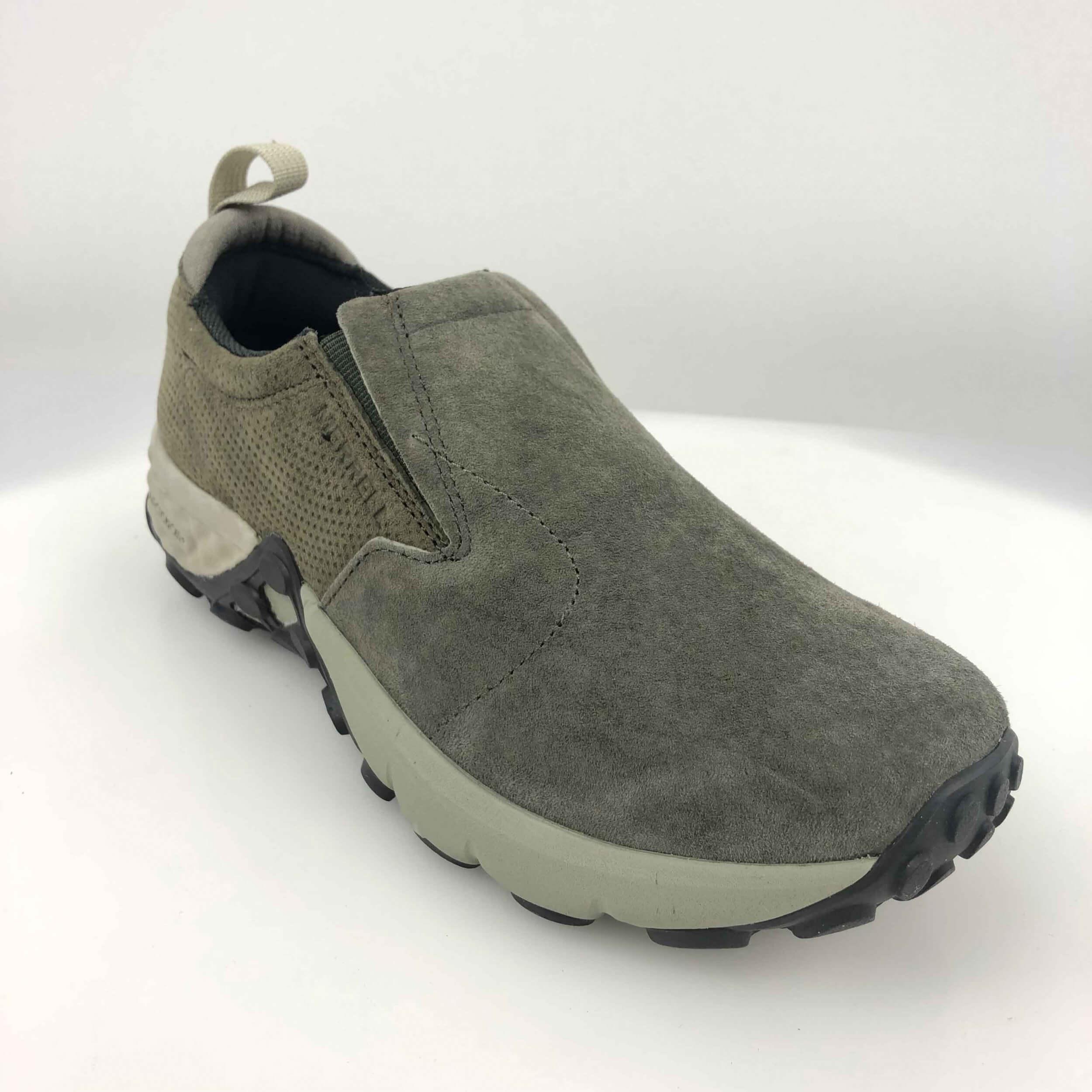 Details zu Merrell Damen Sneaker Schuhe Jungle Moc AC+ olive J45750 neu