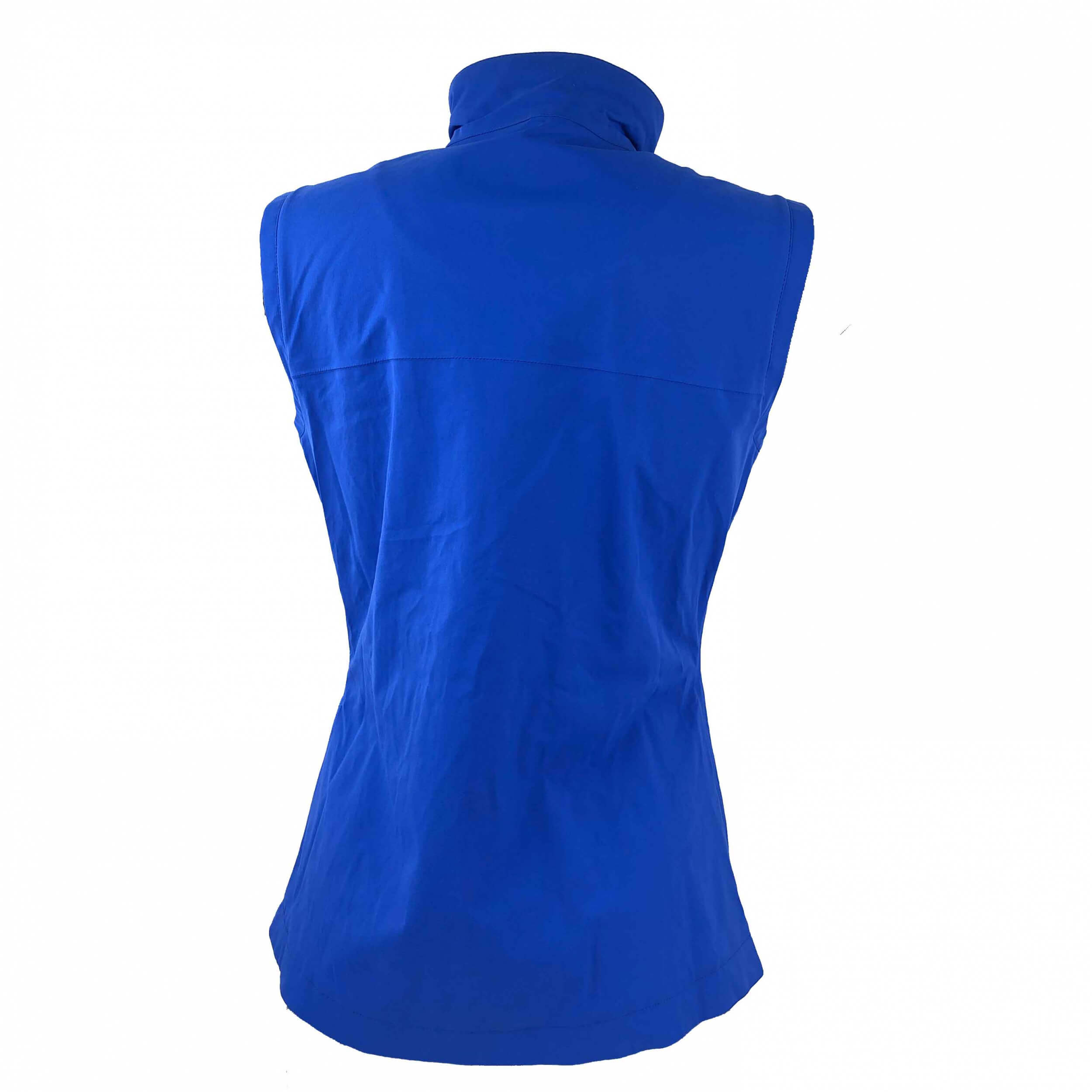 Chervo Damen Regen Weste Epos blau 594