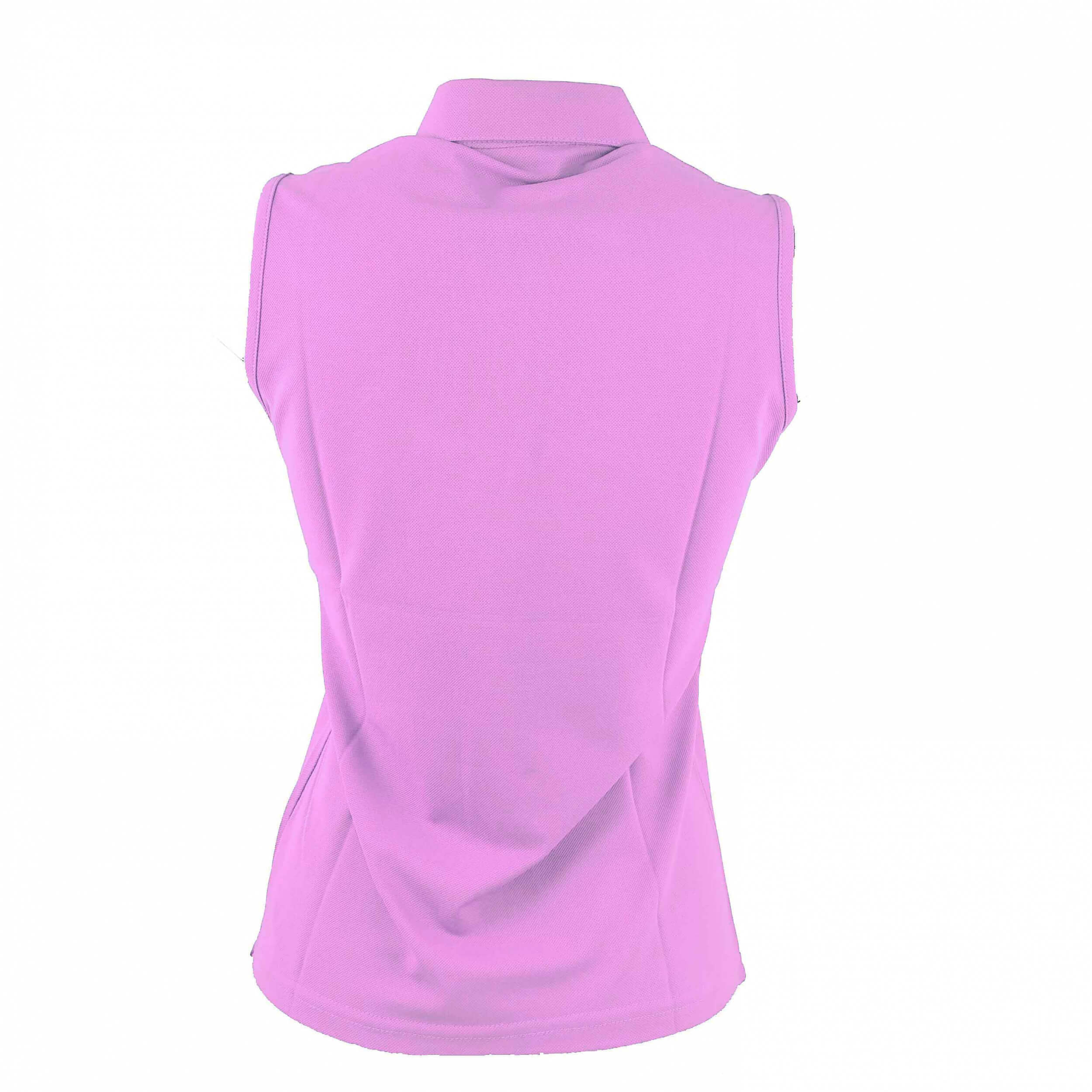 Chervo Damen Top Polo Auguri DRY MATIC pink 714