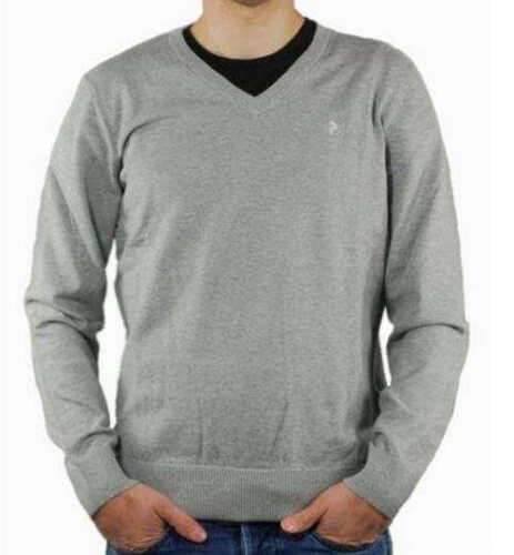 Peak Performance Damen Strick Pullover Golf VN W grau
