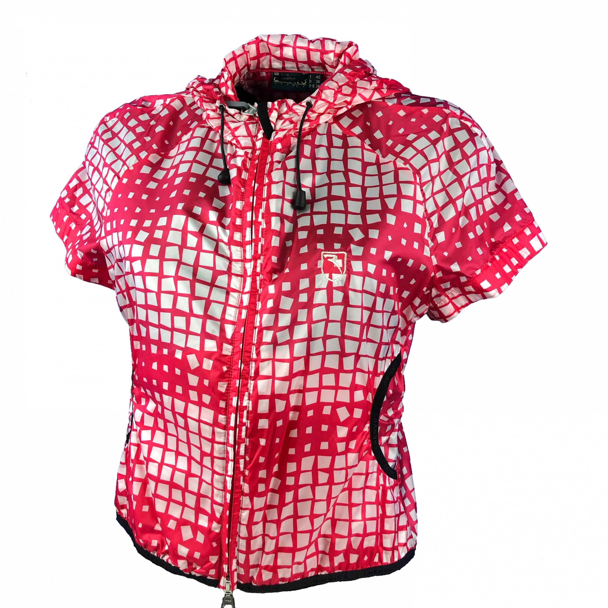 Chervo extrem leichte Damen Windjacke WIND LOCK Monica pink 26G
