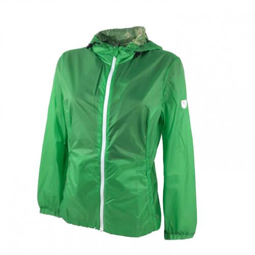 Chervo extrem leichte Damen Windjacke WIND LOCK Mochela grün 648