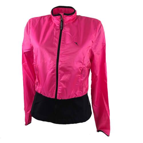 Chervo leichte Damen Windjacke WIND LOCK Mokka pink 780