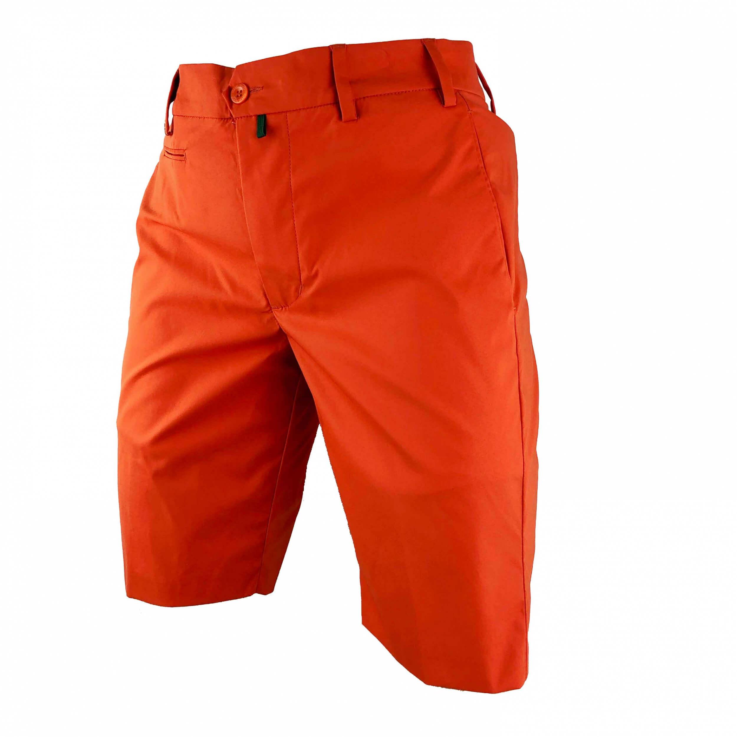 Chervo Herren Short Garcia DRY MATIC plasmatic 356 orange
