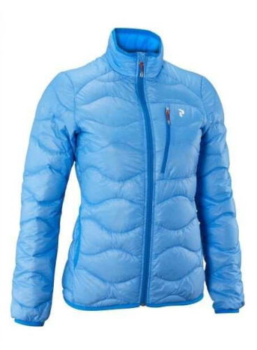 Peak Performance Damen Steppjacke Helium hellblau 2Q3