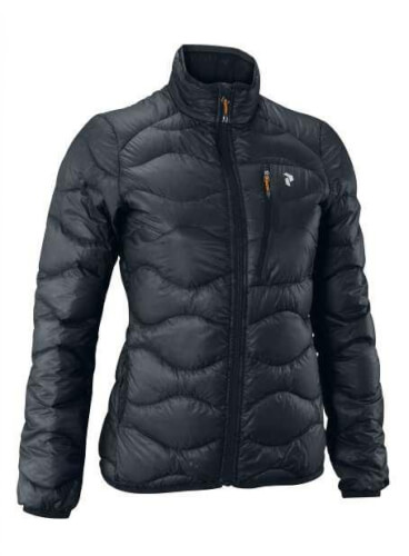 Peak Performance Damen Steppjacke Helium schwarz 052