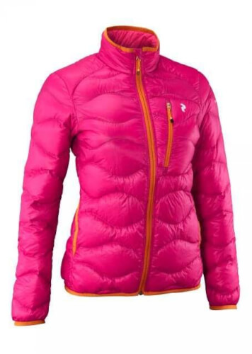 Peak Performance Damen Steppjacke Helium pink 59U