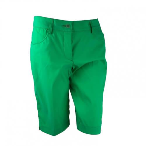 Chervo Damen Short Guendalina DRY MATIC plasmatic grün 2.Wahl