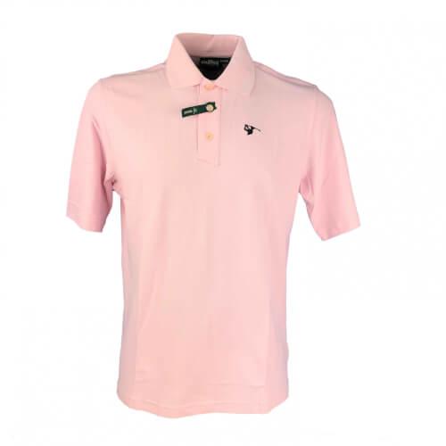 Chervo Herren Polo Angonara DRY MATIC rosa 700 neu