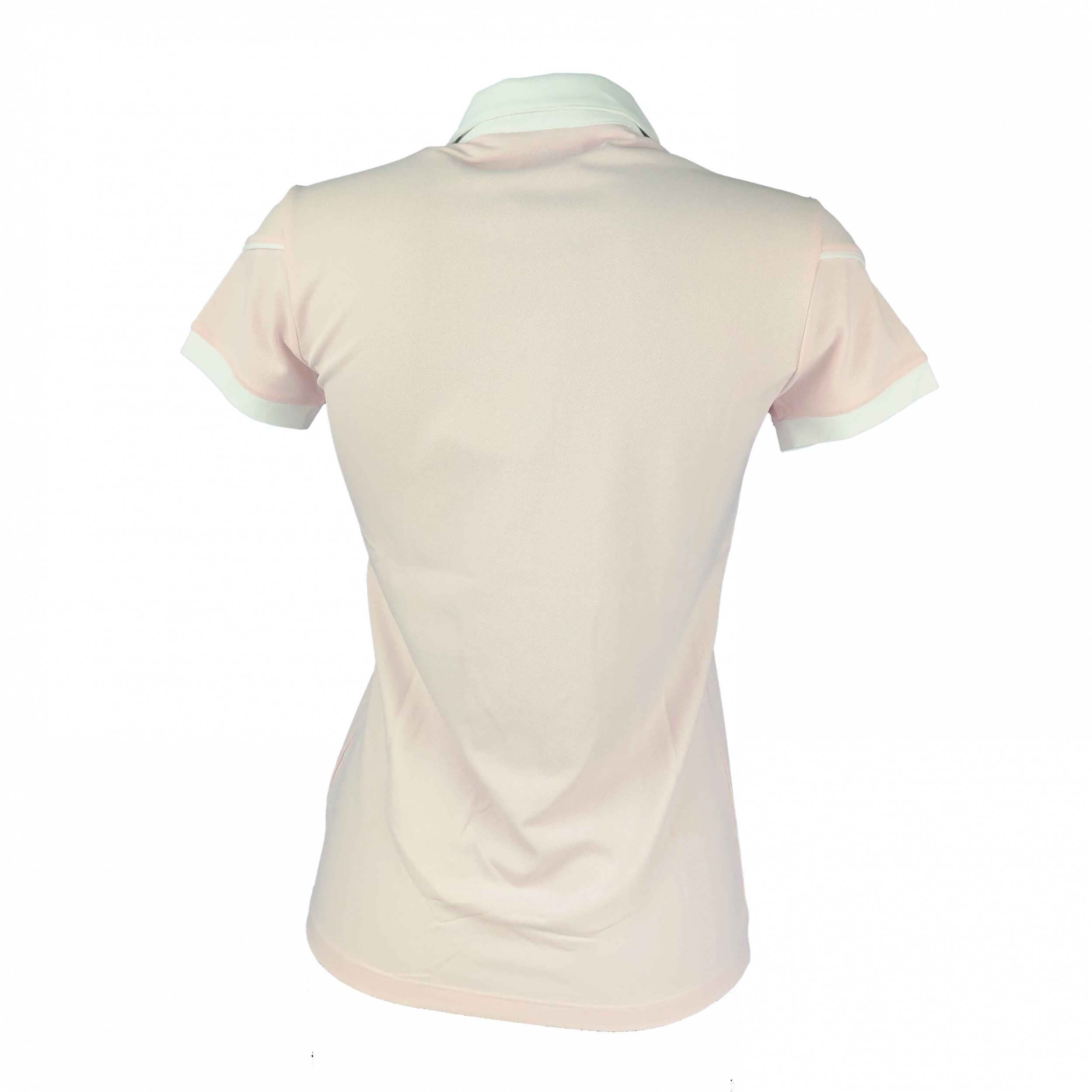 Chervo Damen Polo Angelina DRY MATIC rosa 717