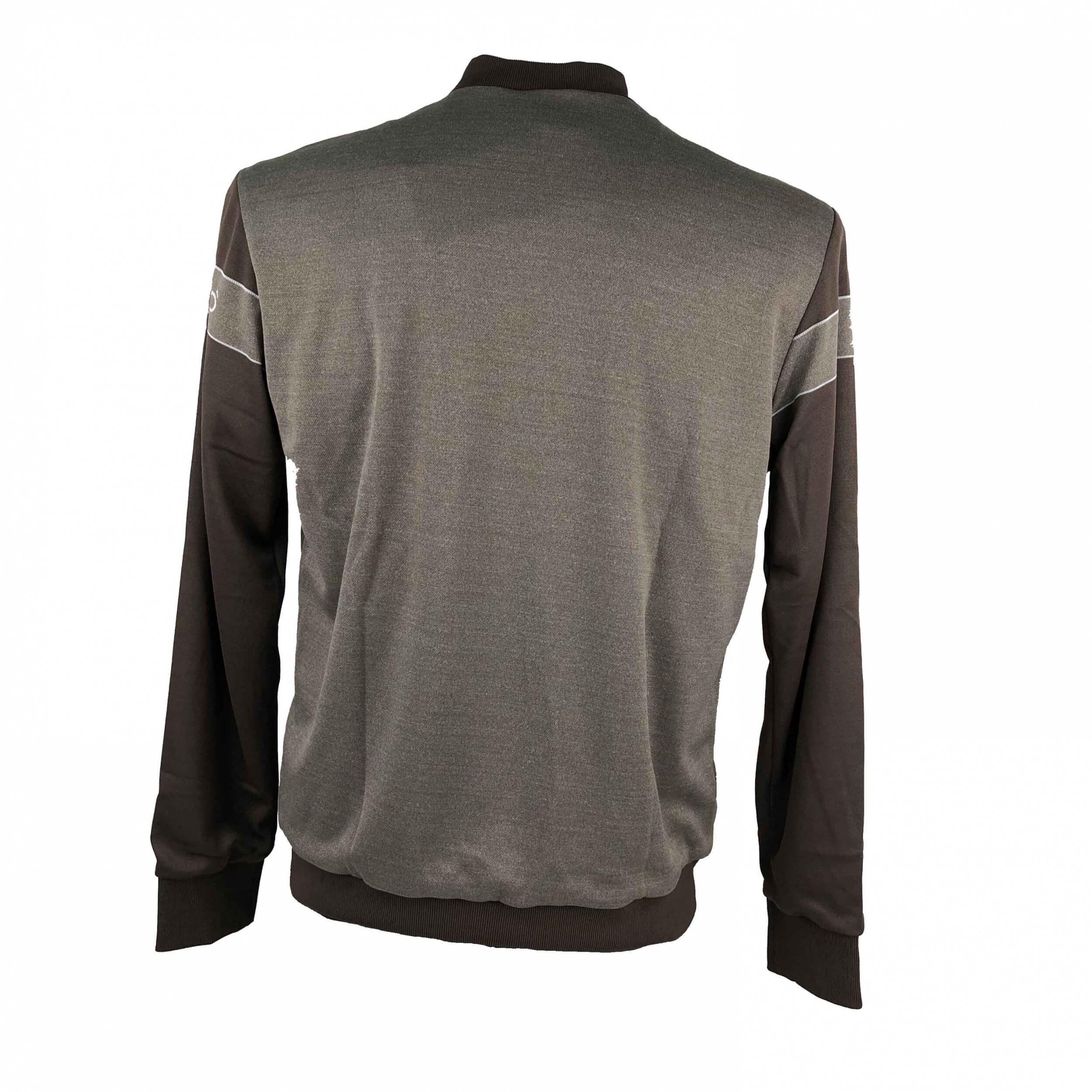 Chervo Herren Sweater WIND LOCK Peoco braun DF9