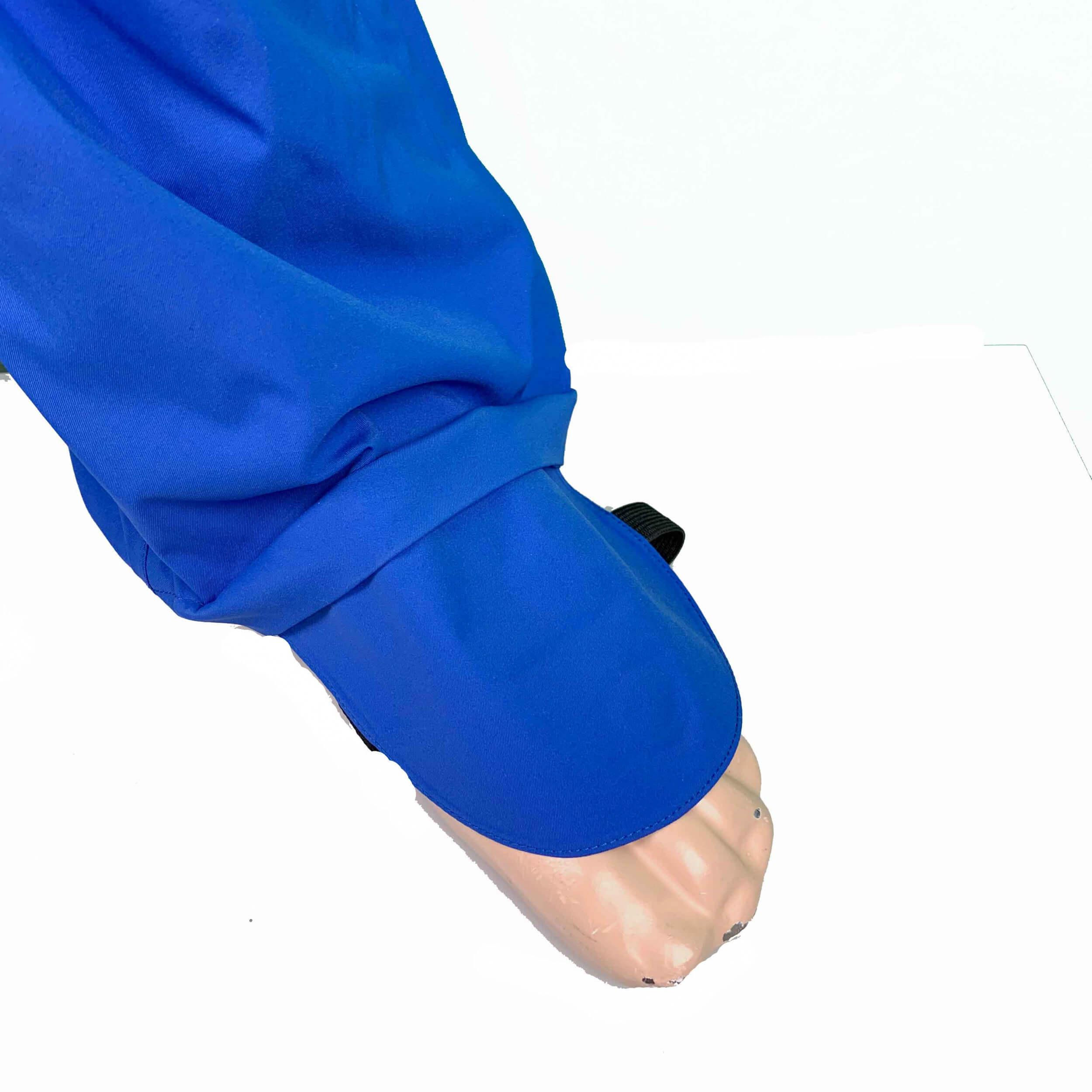 Chervo Herren Regenhose Sung AQUA BLOCK blau 594