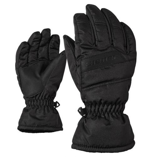 ZIENER Kinder Handschuhe Lamosso schwarz 12