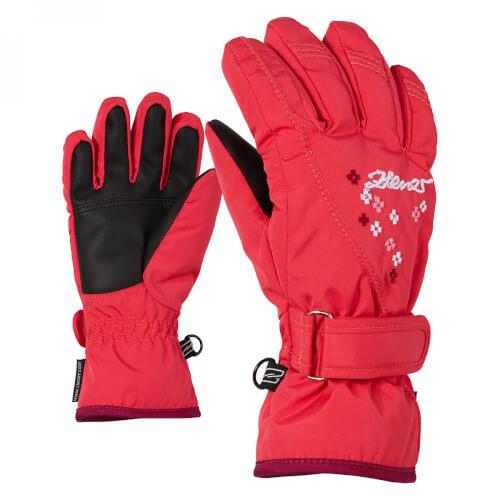 ZIENER Kinder Handschuhe Limonia Girls pink 962