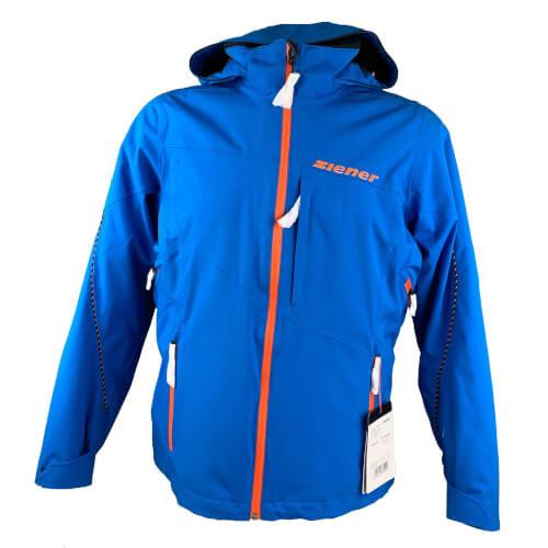 ZIENER Damen Team Skijacke Tokomo blau 798