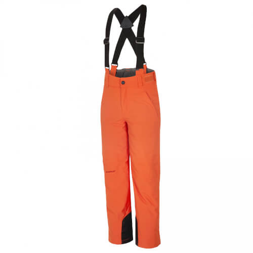 ZIENER Kinder Skihose AQUA SHIELD Ando orange 860