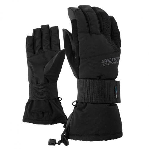 ZIENER Snowboard Handschuhe Merfos schwarz 12