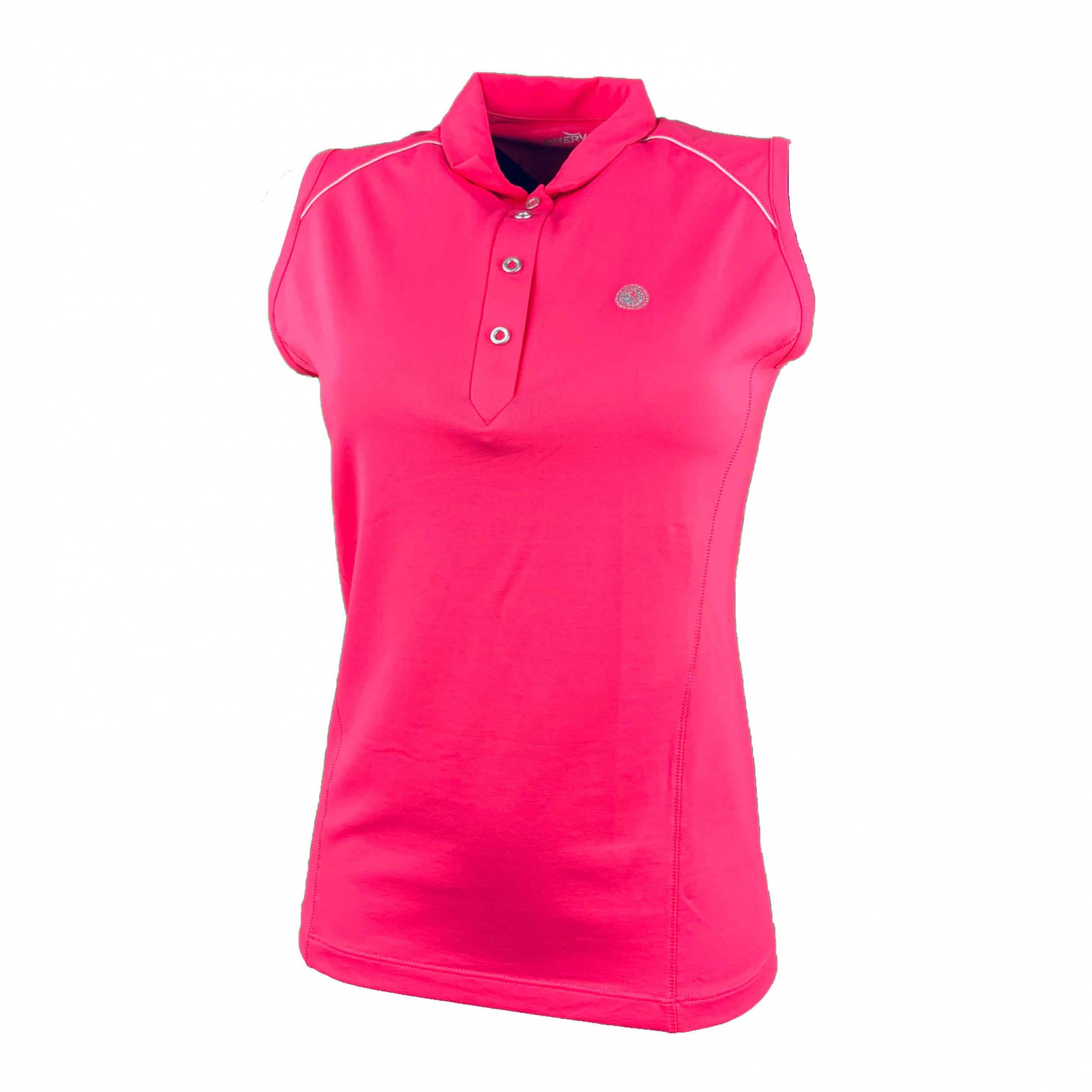 Chervo Damen Polo Arona Sun Block pink 2.Wahl