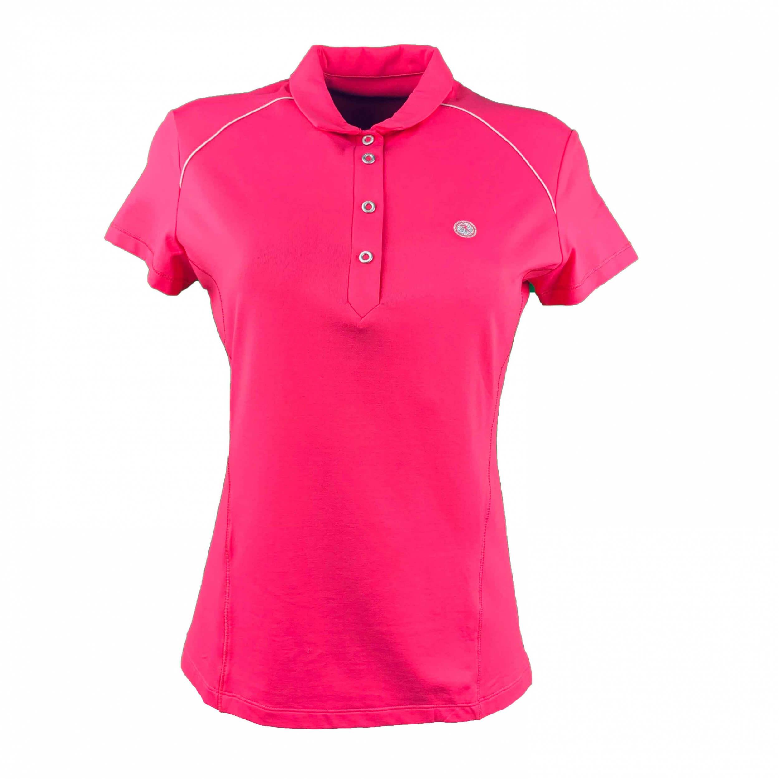 Chervo Damen Polo Asolana Sun Block pink 2.Wahl